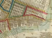 Citation: William Hooker, Hooker's New Pocket Plan Of The City Of New York. Compiled & Surveyed by William Hooker, Engraver (New York: W. Hooker, 1833).