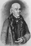 Portrait of Rev. Charles Bonaventure Maguire, O.F.M. (1768-1833), of Westmoreland County and Pittsburgh, Pennsylvania.