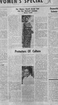Fig. 9: Page scan of Cameroon Times no. 40, vol. 4 (March 14, 1964), showing Anna Foncha wearing the West Cameroon women's national costume.