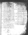 Register page showing the Giudici di Petizion (Judices Petitionem).