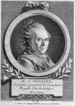 Michel Sedaine. Sedaine's prominence was sufficient already in 1772 to have Jacques-Louis David paint his portrait as Perpetual Secretary of the royal Academy of Architecture, of which an engraving by Pierre-Charles Levesque is reproduced here from BN-Éstampes, N2, vol. 1761.