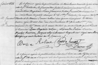 Register of Marriages, Parish of Saint-Sulpice, Archives de Paris/Archevêché, 1672.