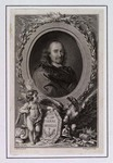 Pierre Corneille. This engraving is based on a Charles Le Brun portrait, engraved in 1734 by Etienne Ficquet, reproduced here from Portraits engravés par Etienne Ficquet, 1738 a 1794 [Paris: 1738-1794]) [courtesy of the Library of Congress, Division of Special Collections, Rosenwald Collection (#1649)].
