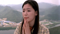 Movie still from My Sassy Girl.