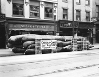 Shipments of Old Town canoes arrived wrapped in straw and burlap at Shenk & Tittle, a sporting goods store in Lancaster, Pennsylvania.