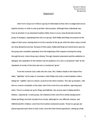 "View PDF (59.3 KB), titled ""Writing Sample 1 from Lauren"""