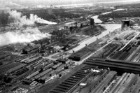The River Rouge Plant, Dearborn, Michigan