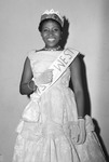 Fig. 11: Photograph of Miss West Cameroon dance at Victoria Community Hall, 1962.