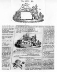 Source: Top: No. 1077, Printed Book and Periodical Collection, Winterthur Library. Bottom: Poulson's Daily Advertiser (22 March 1839).