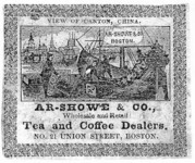 Source: Warshaw Collection of Business Americana-Tea, Atchives Center, National Museum of American History, Behring Center, Smithsonian Institution.