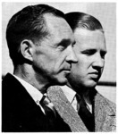 Edsel and Henry Ford II in 1934