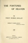 Title page, Shirley Carson Jenney, The Fortunes of Heaven (London: Arthur H. Stockwell, 1937).