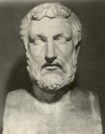 "Bust of ""Colotes."""