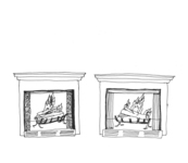 Figure 10 Double Fireplace: Time for a refund!