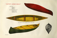 Rice Lake Canoe Company catalog from 1900.