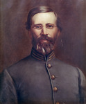 Simple color portrait of Francis Smith in his VMI uniform.