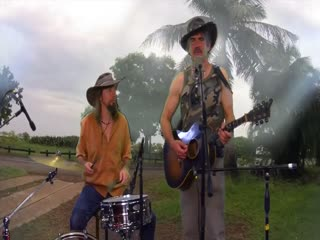 "A music video of Dana Lyons' comedy song ""Cane Toad Muster"" about the invasion of the exotic cane toads in Australia."