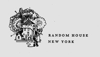 Custom Random House logo.