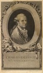 "Charles Palissot de Monteony. This engraving appeared as the frontispiece to the first edition of Palissot's Ouevres. It is based on a portrait by Charles Monnet, who held an honorary title as ""Peintre du Roi;"" the engraving is by Chessard, who held a similarly honorific position as ""Royal Engraver"" at the Spanish court. The edition itself was printed by the state publisher of Liège. It is reproduced here from the Library of Congress, Division of Special Collections, pre-1801 collection [PQ 2019 P25 1777 t. I ]."