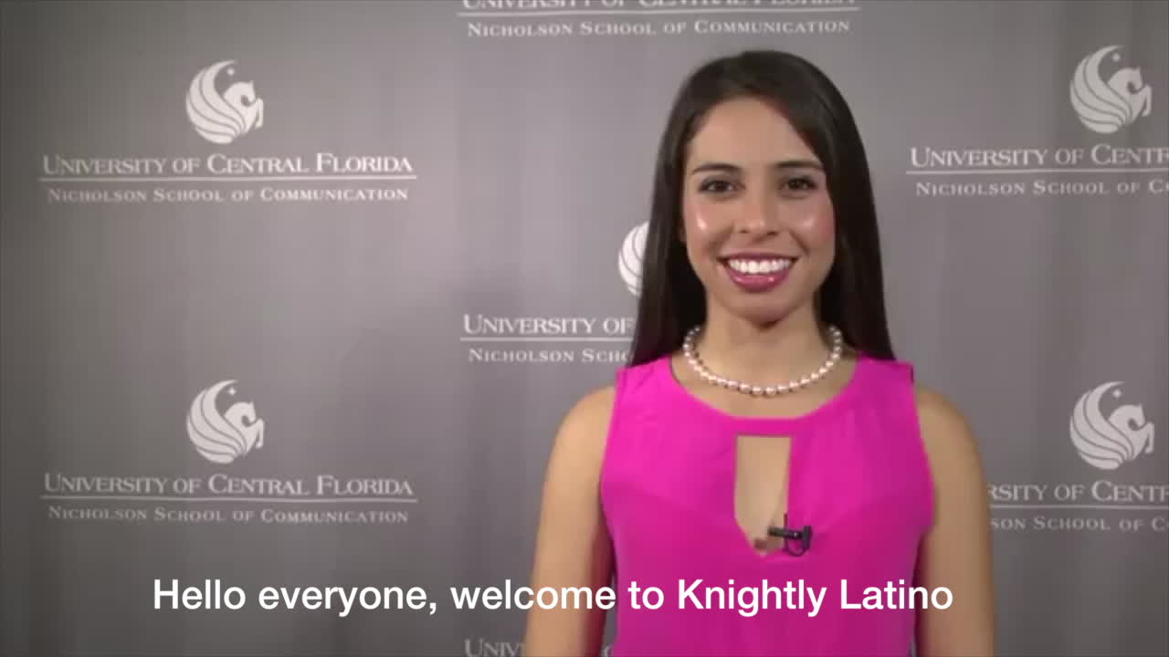 Video depicting interviews and translation activities at Knightly Latino News