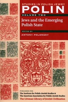 Cover image for Jews and the emerging Polish state