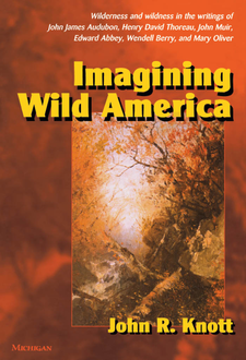 Cover image for Imagining Wild America