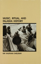 Cover image for The cover of the book Music, Ritual, and Falasha History