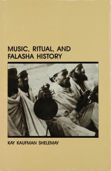 Cover for The cover of the book Music, Ritual, and Falasha History