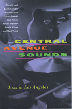 Cover image for Central Avenue sounds: jazz in Los Angeles