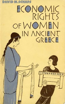 Cover image for Economic rights of women in ancient Greece