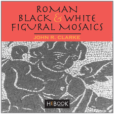 Cover image for Roman black-and-white figural mosaics