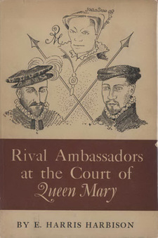 Cover image for Rival ambassadors at the court of Queen Mary