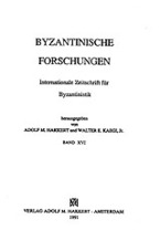 Cover image for Manzikert to Lepanto: the Byzantine world and the Turks 1071-1571 : papers given at the nineteenth Spring Symposium of Byzantine Studies, Birmingham, March 1985