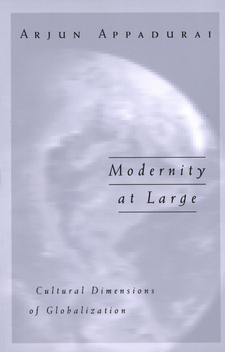 Cover image for Modernity at large: cultural dimensions of globalization