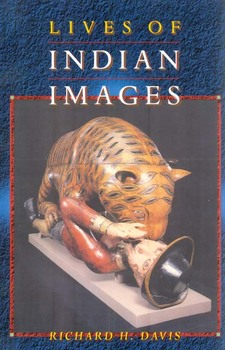 Cover image for Lives of Indian images