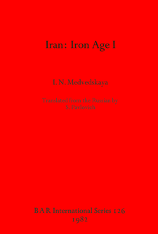 Cover image for Iran: Iron Age I