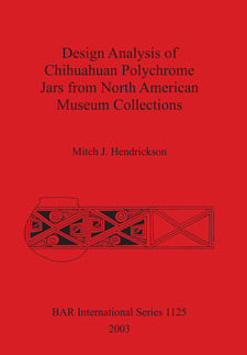 Cover image for Design Analysis of Chihuahuan Polychrome Jars from North American Museum Collections
