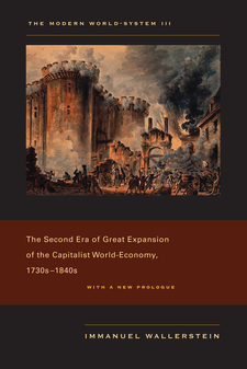 Cover image for The modern world-system, Vol. 3