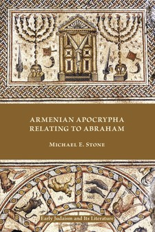 Cover image for Armenian apocrypha relating to Abraham