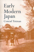 Cover image for Early modern Japan