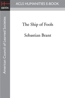 Cover image for The ship of fools