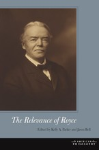 Cover image for The relevance of Royce