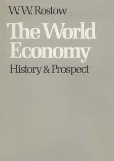 Cover image for The world economy: history & prospect
