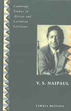 Cover image for V.S. Naipaul
