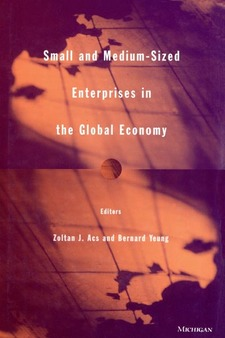 Cover image for Small and Medium-Sized Enterprises in the Global Economy