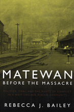 Cover image for Matewan before the massacre: politics, coal, and the roots of conflict in a West Virginia mining community