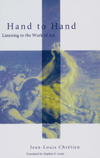 Cover image for Hand to hand: listening to the work of art