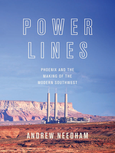 Cover image for Power Lines: Phoenix and the Making of the Modern Southwest