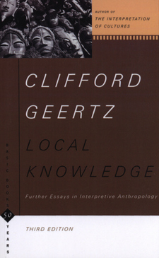 Cover image for Local knowledge: further essays in interpretive anthropology