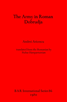 Cover image for The Army in Roman Dobrudja